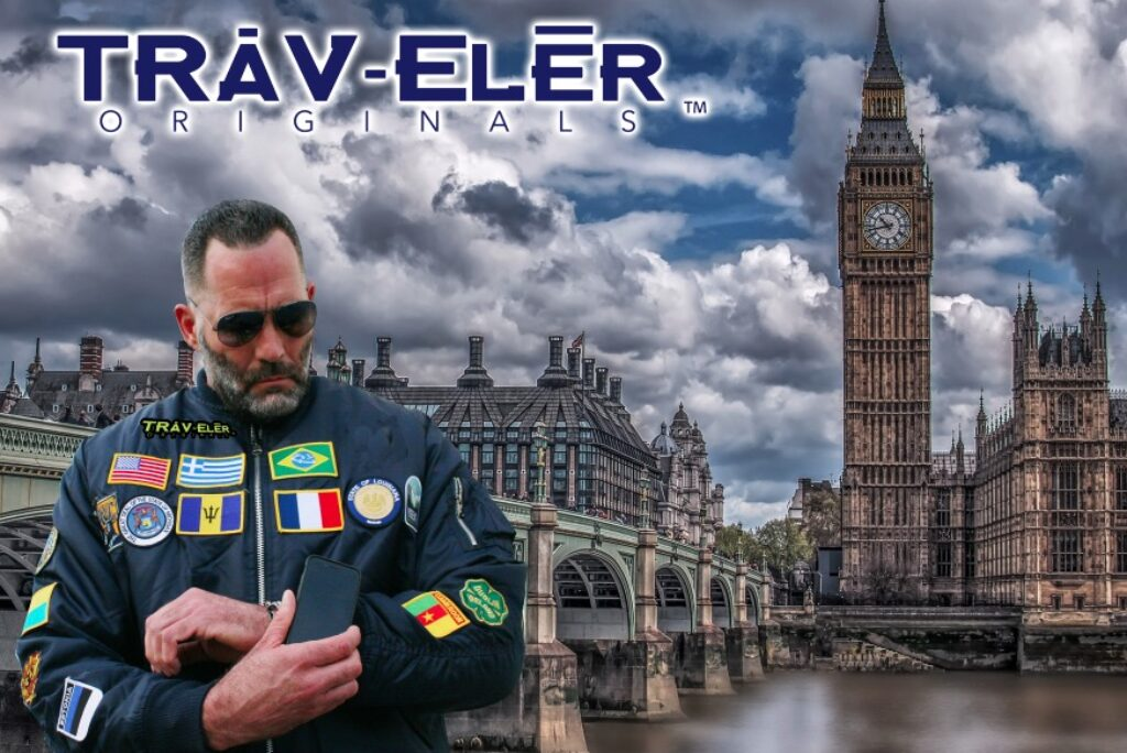 The TRAV-ELER ORIGINALS JACKET