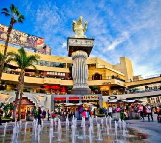 Highland Center in Hollywood