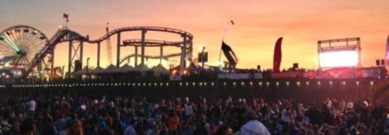 Santa Monica Pier Twilight Concerts
