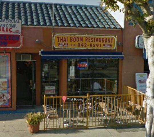 Thai Boom Los Angeles
